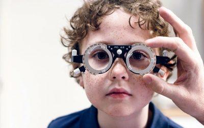 ¿Hay más personas con problemas de visión?