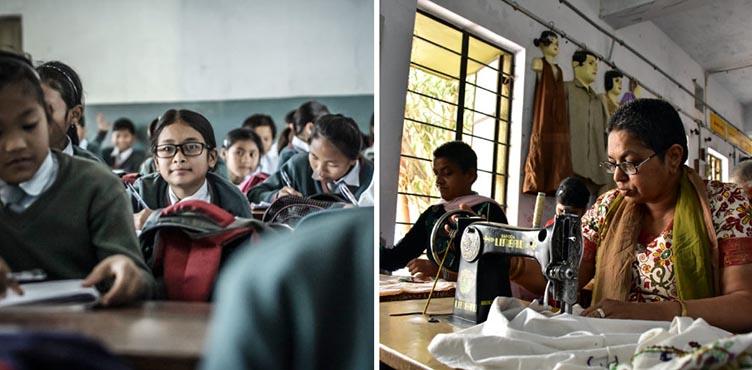 Salud ocular y desarrollo sostenible