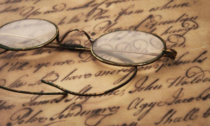 El primer tratado sobre lentes oftálmicas