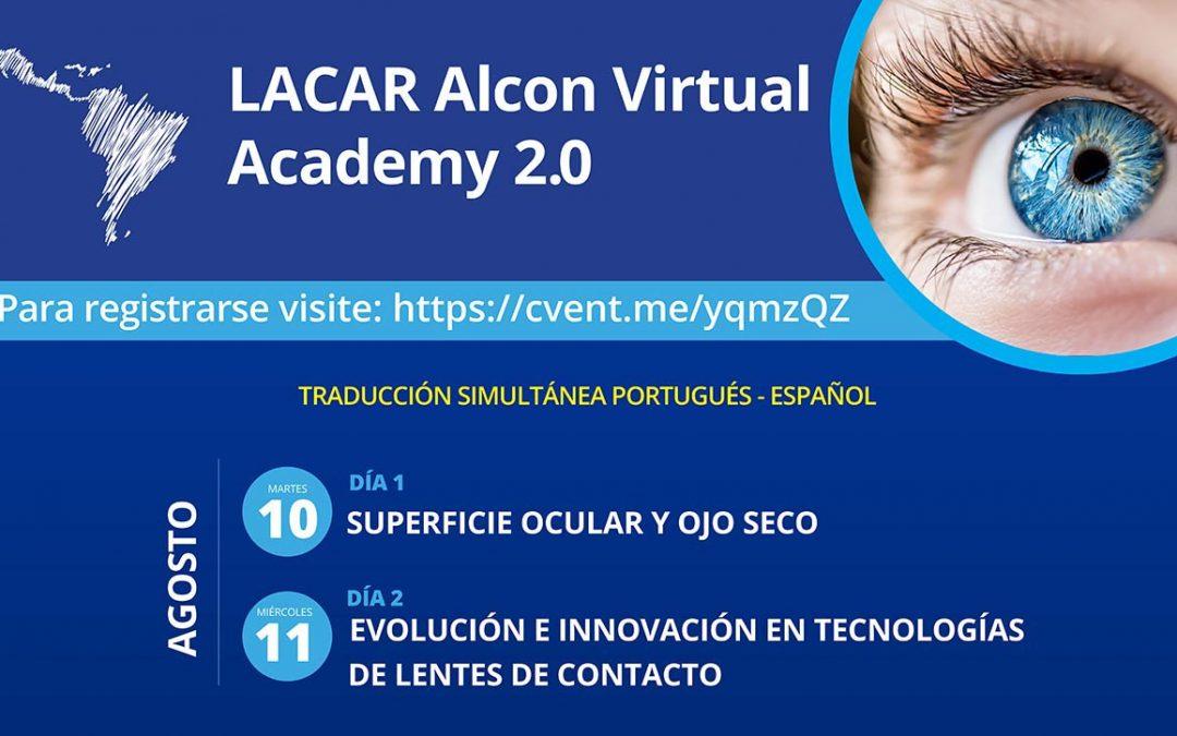Academia virtual de Alcon para Latinoamérica