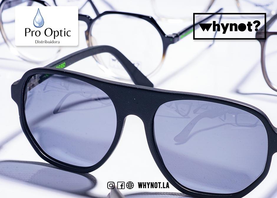 WhyNot? amplía su alcance con Pro-Optic