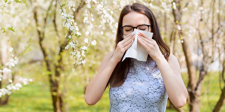Llega la primavera… y las alergias