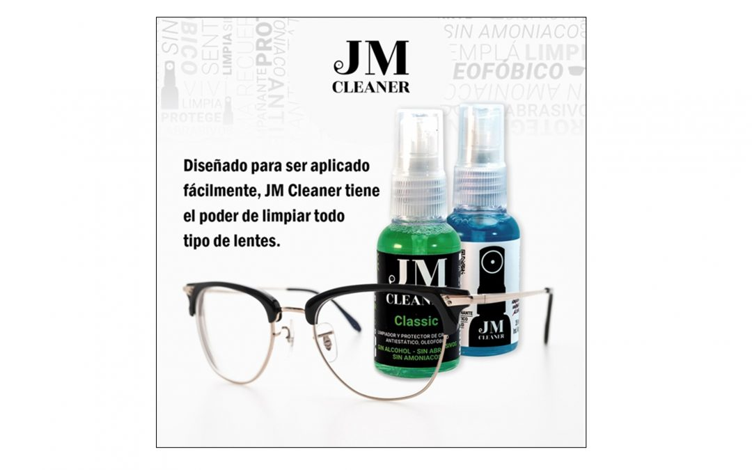La importancia de cuidar los cristales de tus lentes